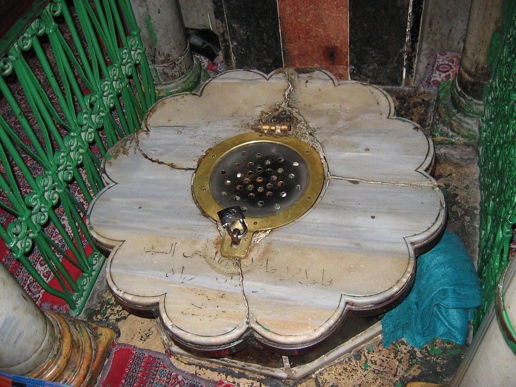 Пещера патриархов, Хеврон