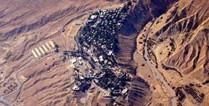 Киббуц Эйн Геди, Иудейская пустыня