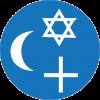 Иконка: Сочетание трех религий