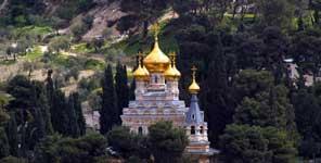 Церковь Святой Марии Магдалины, Иерусалим